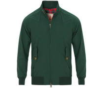 G9 Original Harrington Jacke Racing Green