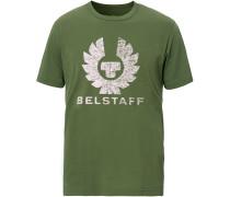Coteland Logo Tshirt Olivine