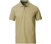 Troy Clean Polo Green