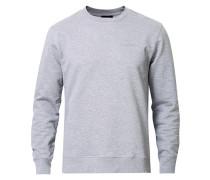 Throw Sweatshirt Grey Melange