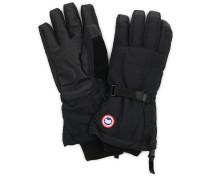 Arctic Down Handschuhe Black