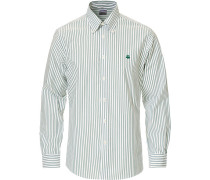 Regent Fit Non Iron Sport Buttondownhemd Green