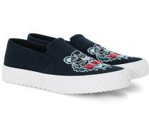 Slip-on Canvas Sneaker Navy