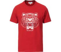 Icon Tiger Tshirt Red