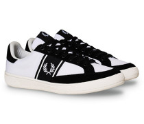 B3 Mesh Sneaker White
