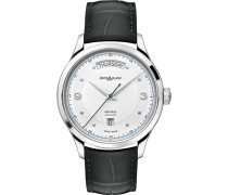 Heritage Steel Automatic 39mm Silver Dial