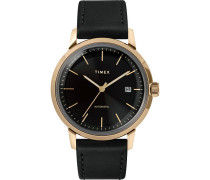 Marlin Automatic 40mm Black Dial