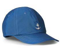 Embroided Basecap Washed Blue
