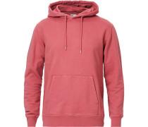 Classic Organic Hood Raspberry Pink