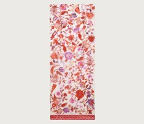 Seidenschal mit Lebensbaum Print