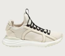 Gancini Sneaker Weiß