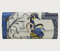 Gancini continental wallet