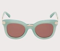 Sonnenbrillen Grün