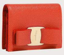 Portemonnaie mit Vara Schleife