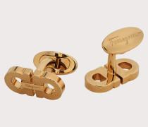 Gancini cufflinks