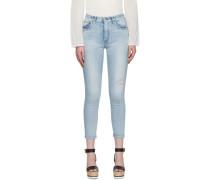 Hillrose High-Waisted ny Jeans