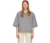 Poplin Pocket Shirt