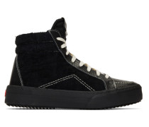 Suede Leather V1 Hi Sneaker