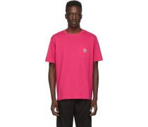 Pink Pocket Tshirt