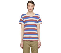 Striped A-Line Tshirt