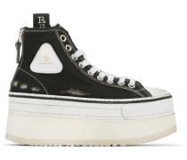 Platform High-Top Sneaker