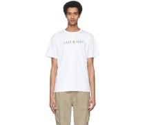 Color Stencil Tshirt