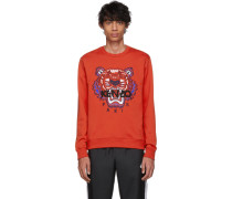 Limited Edition Embroidered Tiger Sweatshirt
