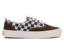 Brown and Green OG Era LX Sneaker