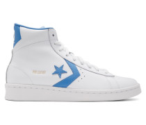 Leather Pro Mid Sneaker