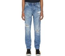 Wolf Gang Klub Krushed Jeans