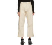 Ruthe High-Waisted Jeans