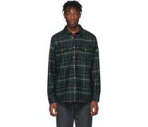 Woolrich Edition Plaid Shirt