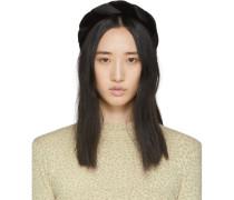 Braided Velvet Kopfband