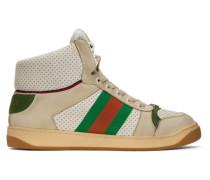 Screener High-Top Sneaker