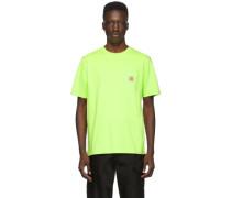 Green Pocket Tshirt