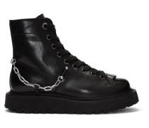 Punk Chain Gorilla Stiefel