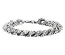 Flat Curb Chain Armband