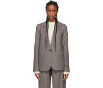 Pinstripe Perfect Blazer