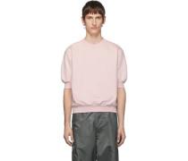 Fleece Short Sleeve Sweatshirt