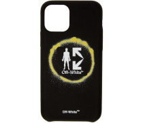 Spray Circle iPhonecase