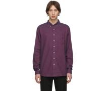 Flannel Melange Shirt