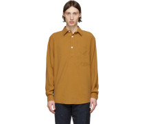 Modal Boxy Popover Shirt