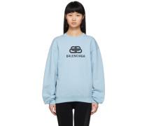 Blue BB Logo Sweatshirt