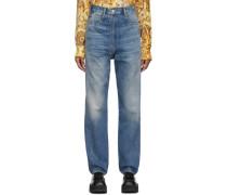 Zip Crotch Jeans
