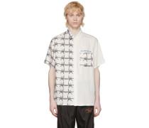 Barb Wire Resort Shirt