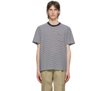 Stripe Pocket Tshirt
