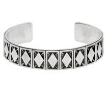 Rhombus Pattern Armband