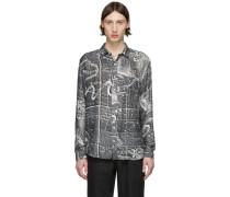 Silk Zodiac Shirt