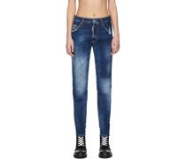 Blue Skinny Dan Jeans