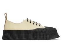 Vulcanized Rubber Sole Sneaker